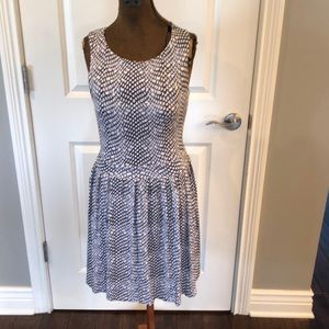 Tart Collection snake skin print. Size Small